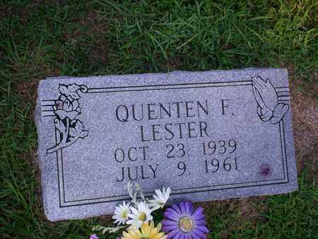 LESTER, QUENTEN FAYE - Bledsoe County, Tennessee | QUENTEN FAYE LESTER - Tennessee Gravestone Photos
