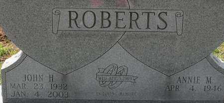 ROBERTS, JOHN - Bledsoe County, Tennessee | JOHN ROBERTS - Tennessee Gravestone Photos