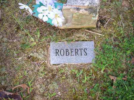 ROBERTS, W.H. - Bledsoe County, Tennessee | W.H. ROBERTS - Tennessee Gravestone Photos