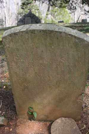 SELBY, ELIZABETH MORRIS - Bledsoe County, Tennessee   ELIZABETH MORRIS SELBY - Tennessee Gravestone Photos