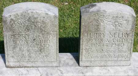SELBY, TERRY - Bledsoe County, Tennessee | TERRY SELBY - Tennessee Gravestone Photos