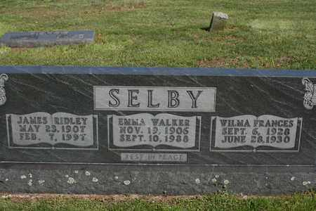 SELBY, JAMES RIDLEY - Bledsoe County, Tennessee | JAMES RIDLEY SELBY - Tennessee Gravestone Photos