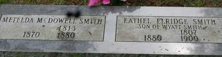 SMITH, EATHEL ELDRIDGE - Bledsoe County, Tennessee | EATHEL ELDRIDGE SMITH - Tennessee Gravestone Photos