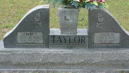 TAYLOR, ZELLA - Bledsoe County, Tennessee | ZELLA TAYLOR - Tennessee Gravestone Photos