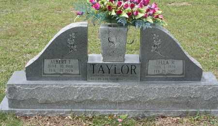 TAYLOR, ALBERT E. - Bledsoe County, Tennessee | ALBERT E. TAYLOR - Tennessee Gravestone Photos