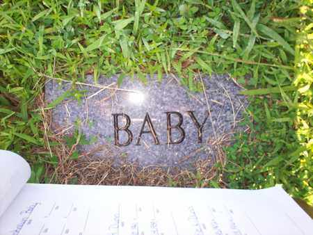 UNKNOWN, BABY - Bledsoe County, Tennessee | BABY UNKNOWN - Tennessee Gravestone Photos