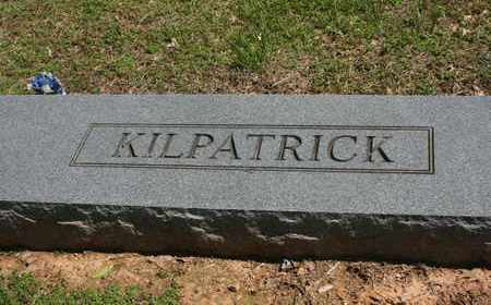 UNKNOWN, KILPATRICK - Bledsoe County, Tennessee | KILPATRICK UNKNOWN - Tennessee Gravestone Photos