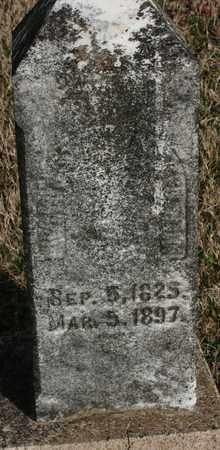 VERNON, HARRIET ANN - Bledsoe County, Tennessee | HARRIET ANN VERNON - Tennessee Gravestone Photos