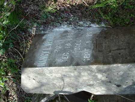 VERNON, NANCY L. - Bledsoe County, Tennessee   NANCY L. VERNON - Tennessee Gravestone Photos