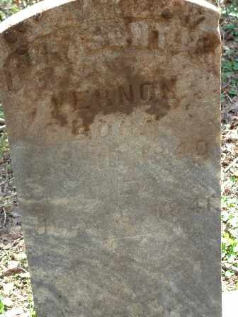 VERNON, PLEASANT M. - Bledsoe County, Tennessee | PLEASANT M. VERNON - Tennessee Gravestone Photos