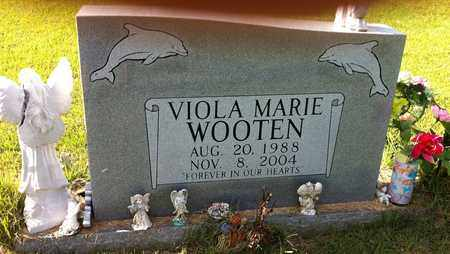 WOOTEN, VIOLA MARIE - Bledsoe County, Tennessee | VIOLA MARIE WOOTEN - Tennessee Gravestone Photos