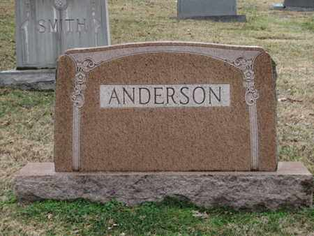 ANDERSON, FAMILY STONE - Blount County, Tennessee | FAMILY STONE ANDERSON - Tennessee Gravestone Photos