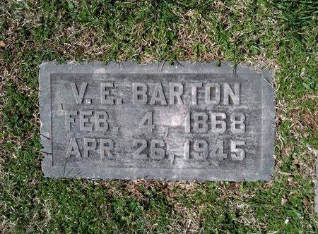 FARLEY BARTON, VIRGINIA ELIZABETH - Blount County, Tennessee   VIRGINIA ELIZABETH FARLEY BARTON - Tennessee Gravestone Photos