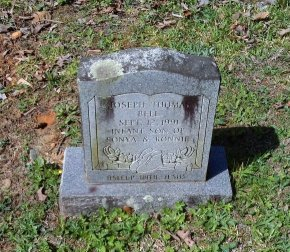BELL, JOSEPH THOMAS - Blount County, Tennessee | JOSEPH THOMAS BELL - Tennessee Gravestone Photos