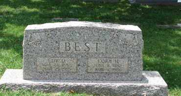 BEST, COY O - Blount County, Tennessee | COY O BEST - Tennessee Gravestone Photos