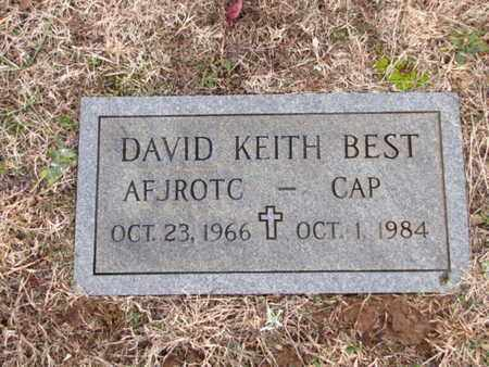 BEST, DAVID KEITH - Blount County, Tennessee | DAVID KEITH BEST - Tennessee Gravestone Photos