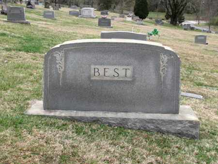 BEST, FAMILY STONE - Blount County, Tennessee | FAMILY STONE BEST - Tennessee Gravestone Photos