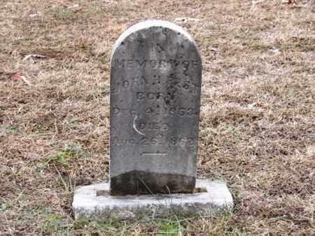 BEST, JOHN H. - Blount County, Tennessee | JOHN H. BEST - Tennessee Gravestone Photos