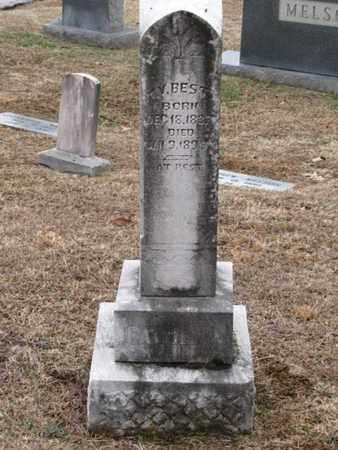 BEST, MARTIN VAN BUREN - Blount County, Tennessee | MARTIN VAN BUREN BEST - Tennessee Gravestone Photos