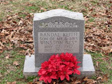 BEST, RANDAL KEITH - Blount County, Tennessee | RANDAL KEITH BEST - Tennessee Gravestone Photos