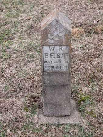 BEST, WILLIAM R. - Blount County, Tennessee   WILLIAM R. BEST - Tennessee Gravestone Photos