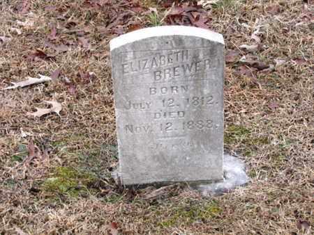 DUNN BREWER, ELIZABETH - Blount County, Tennessee | ELIZABETH DUNN BREWER - Tennessee Gravestone Photos