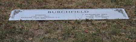 BURCHFIELD, ELIZABETH - Blount County, Tennessee   ELIZABETH BURCHFIELD - Tennessee Gravestone Photos