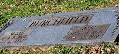 BURCHFIELD, JESSE - Blount County, Tennessee | JESSE BURCHFIELD - Tennessee Gravestone Photos