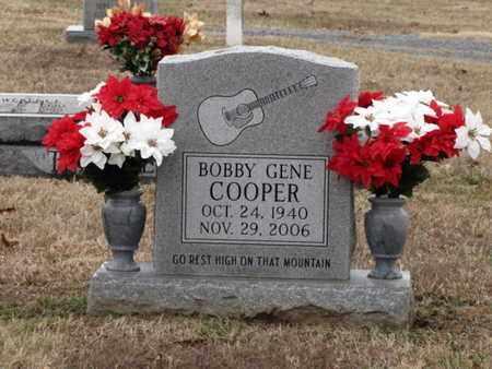 COOPER, BOBBY GENE - Blount County, Tennessee | BOBBY GENE COOPER - Tennessee Gravestone Photos