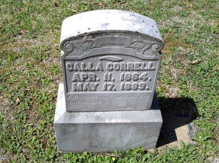 CORRELL, CALLA - Blount County, Tennessee | CALLA CORRELL - Tennessee Gravestone Photos