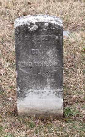 CUPP  (VETERAN UNION), JAMES E - Blount County, Tennessee | JAMES E CUPP  (VETERAN UNION) - Tennessee Gravestone Photos