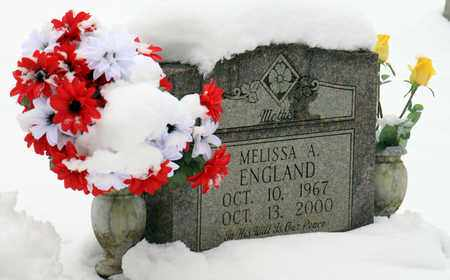 ENGLAND, MELISSA A. - Blount County, Tennessee | MELISSA A. ENGLAND - Tennessee Gravestone Photos