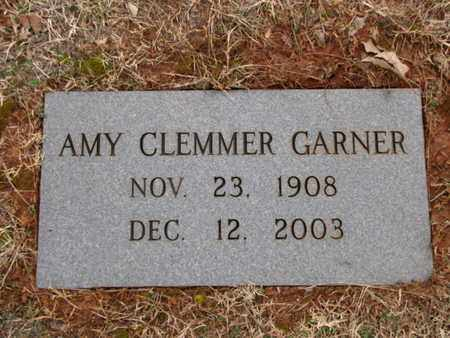CLEMMER GARNER, AMY - Blount County, Tennessee | AMY CLEMMER GARNER - Tennessee Gravestone Photos