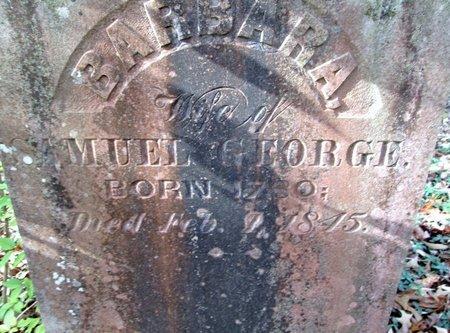 GEORGE, BARBARA - Blount County, Tennessee | BARBARA GEORGE - Tennessee Gravestone Photos