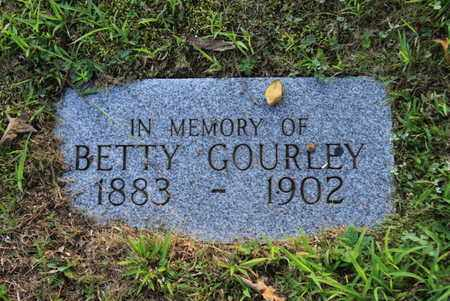 GOURLEY, BETTY - Blount County, Tennessee | BETTY GOURLEY - Tennessee Gravestone Photos