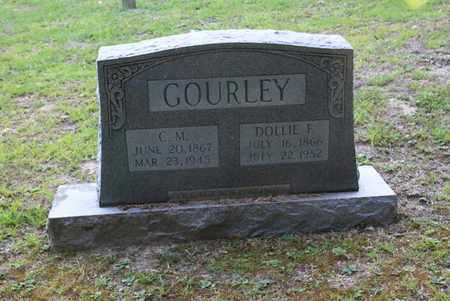 GOURLEY, DOLLIE F - Blount County, Tennessee | DOLLIE F GOURLEY - Tennessee Gravestone Photos