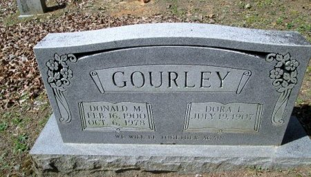 GOURLEY, DONALD M - Blount County, Tennessee | DONALD M GOURLEY - Tennessee Gravestone Photos