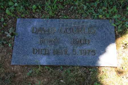 GOURLEY, DAVID - Blount County, Tennessee | DAVID GOURLEY - Tennessee Gravestone Photos