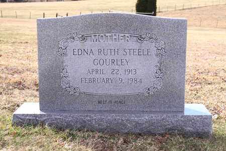 GOURLEY, EDNA RUTH - Blount County, Tennessee | EDNA RUTH GOURLEY - Tennessee Gravestone Photos