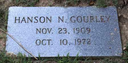 GOURLEY, HANSON N. - Blount County, Tennessee | HANSON N. GOURLEY - Tennessee Gravestone Photos