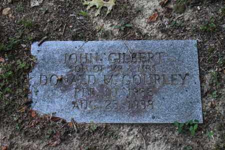 GOURLEY, JOHN GILBERT - Blount County, Tennessee | JOHN GILBERT GOURLEY - Tennessee Gravestone Photos