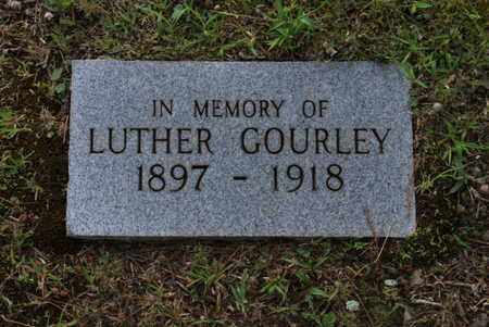 GOURLEY, LUTHER - Blount County, Tennessee | LUTHER GOURLEY - Tennessee Gravestone Photos