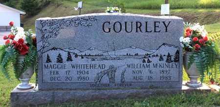 GOURLEY, WILLIAM MCKINLEY - Blount County, Tennessee | WILLIAM MCKINLEY GOURLEY - Tennessee Gravestone Photos