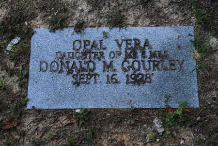 GOURLEY, OPAL V - Blount County, Tennessee | OPAL V GOURLEY - Tennessee Gravestone Photos