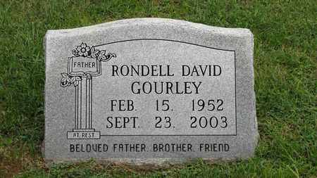 GOURLEY, RONDELL DAVID - Blount County, Tennessee | RONDELL DAVID GOURLEY - Tennessee Gravestone Photos