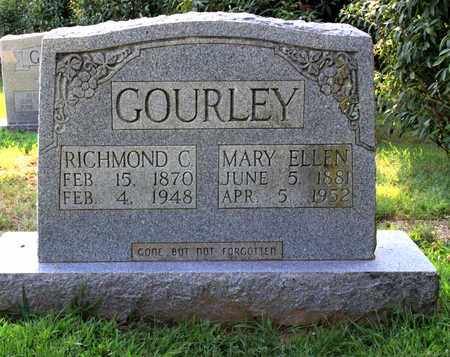GOURLEY, MARY ELLEN - Blount County, Tennessee   MARY ELLEN GOURLEY - Tennessee Gravestone Photos