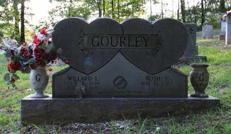 GOURLEY, WILLARD L - Blount County, Tennessee | WILLARD L GOURLEY - Tennessee Gravestone Photos