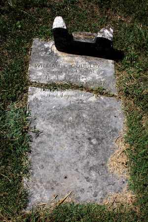 GOURLEY, WILLIAM E. - Blount County, Tennessee | WILLIAM E. GOURLEY - Tennessee Gravestone Photos
