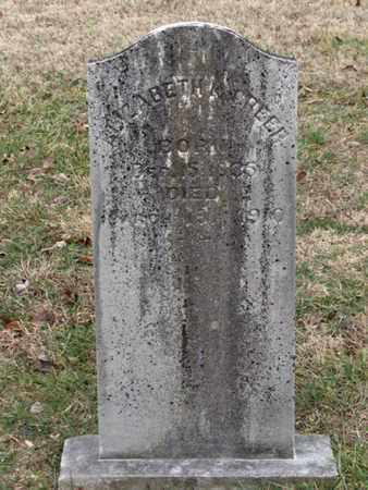 GREER, ELIZABETH K - Blount County, Tennessee   ELIZABETH K GREER - Tennessee Gravestone Photos