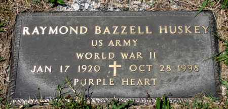 HUSKEY, RAYMOND BAZZELL - Blount County, Tennessee | RAYMOND BAZZELL HUSKEY - Tennessee Gravestone Photos